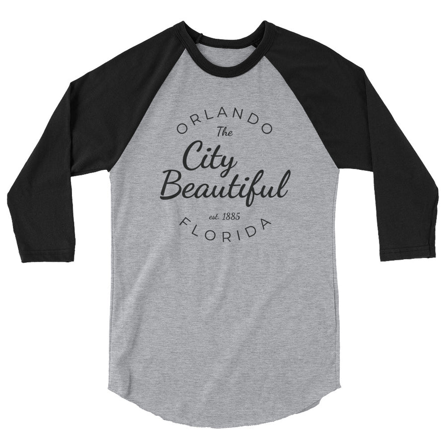 Unisex Classic City Beautiful Tee - Eola Apparel