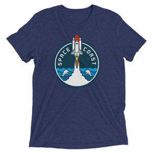 Unisex Astronaut Patch Tee - Eola Apparel
