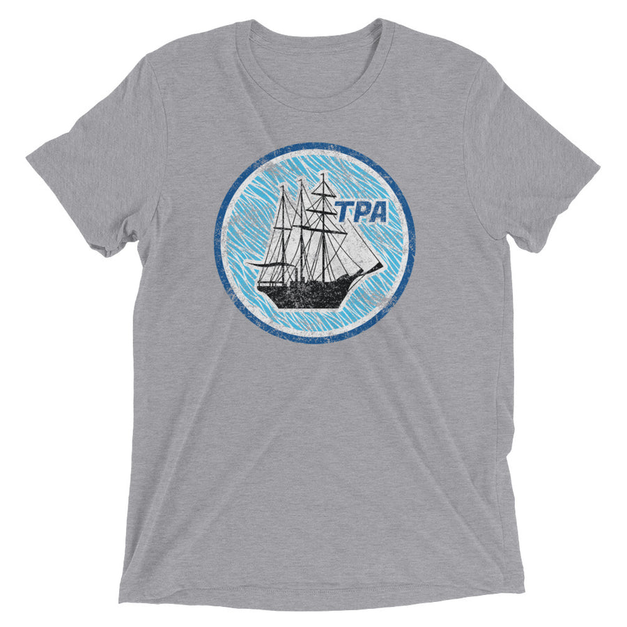 Unisex Tampa Seal Bolt Tee - Eola Apparel