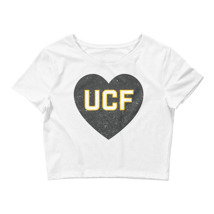 Women's Love UCF Crop - Eola Apparel