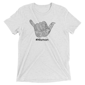 #HIsman Black and Gold Tee - Eola Apparel
