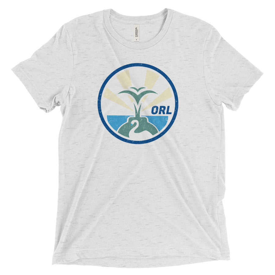 Unisex Orlando City Seal Tee - Eola Apparel