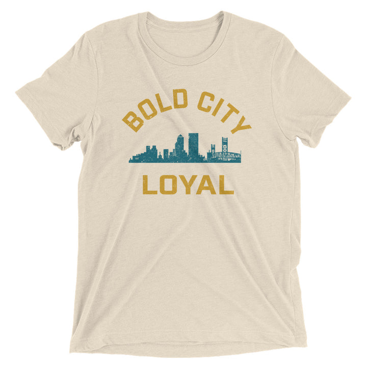 Unisex Bold City Tee - Eola Apparel