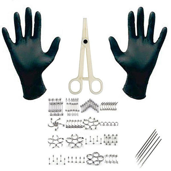 Professional Piercing Kit