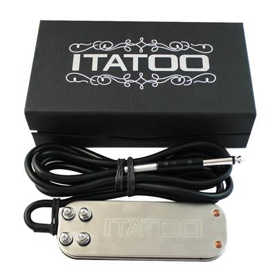 Wormhole Steel Tattoo Pedal