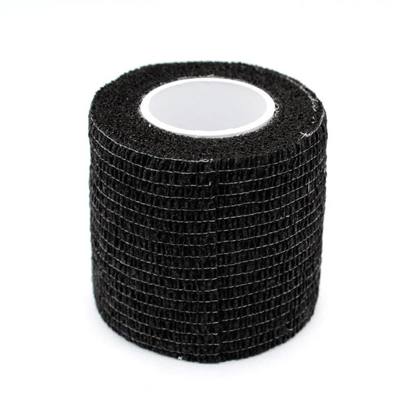 Wormhole Tattoo Strong Self-adhesive Elastic Bandage Rolls 1¡±x 5 Yards 24-Pack - wormholetattoo
