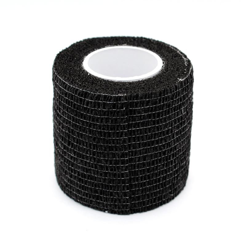 Wormhole Tattoo Strong Self-adhesive Elastic Bandage Rolls 2¡±x 5 Yards 12-Pack - wormholetattoo