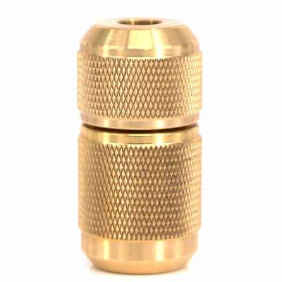 "25mm Brass Self Lock Grip 1"" Tattoo Grips"