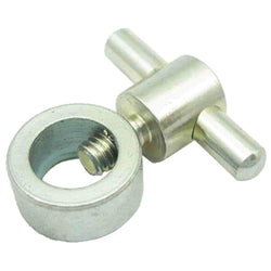 tattoo tube vise screw & clamp
