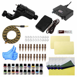 rotary tattoo machine kit