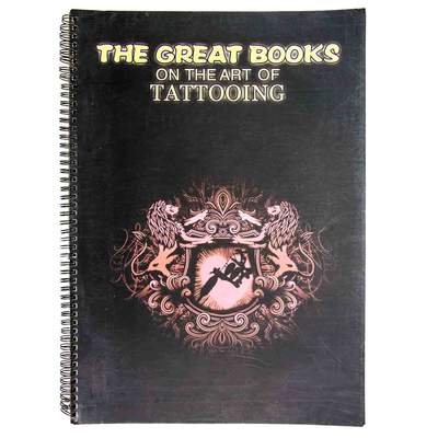 tattoo books