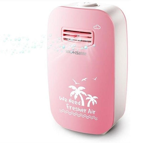 Purificateur d'air fixe Samme rose