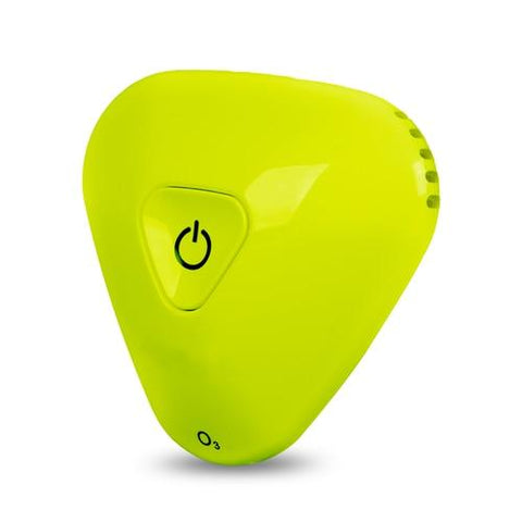 Purificateur d'air portable Triangular jaune