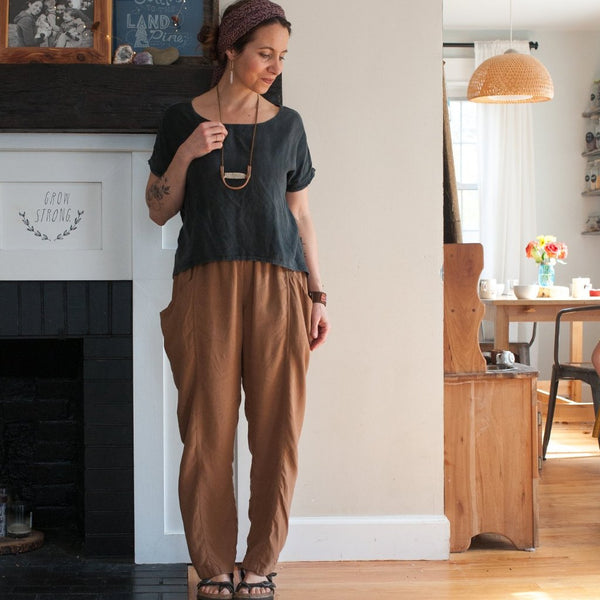 Arenite Pants Pattern