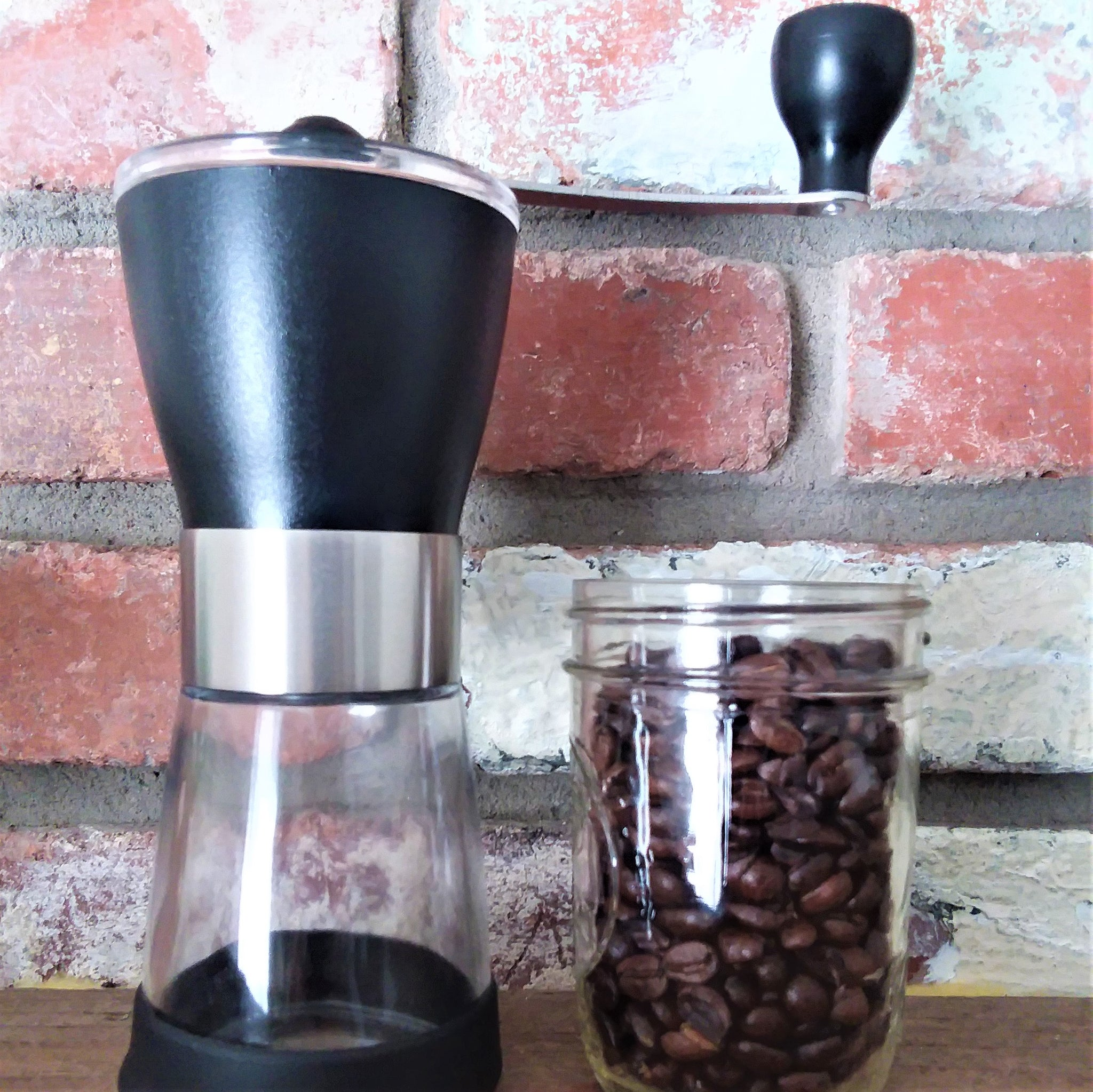 Travel Coffee Grinder