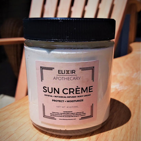 Elixir's Natural Sunscreen