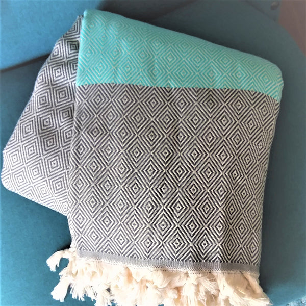 Turkish Cotton Throws