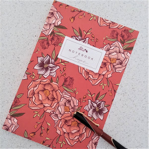 Hand-Drawn Notebook - Hope