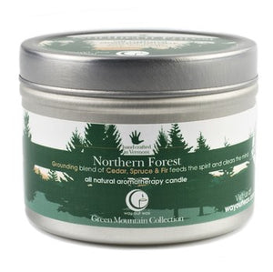 Northern Forest Essential Oil Candle