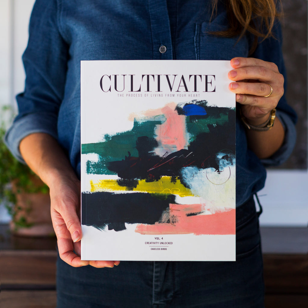 Food for the Soul: Cultivate by Cageless Birds