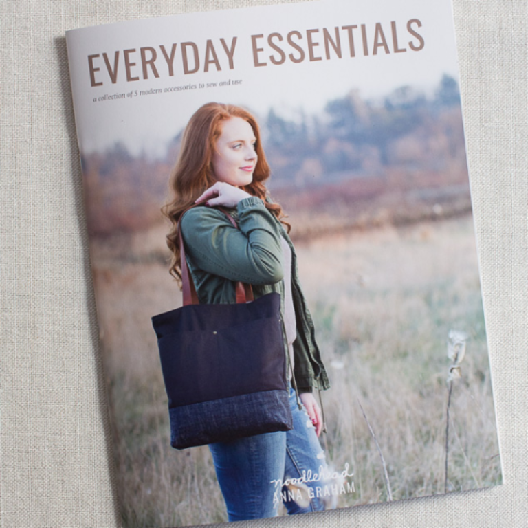 Everyday Essentials Pattern Booklet
