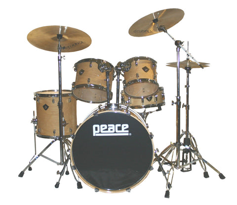 700 Series Drum Set by Peace