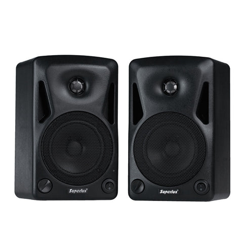 Superlux BES5A Studio Monitors