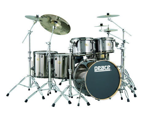 Chromadose Birch Drum Set by Peace