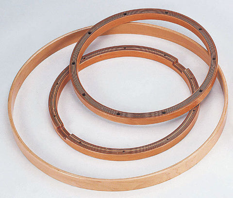 Maple Bass Drum Hoops