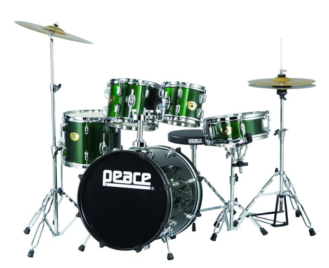 Prodigy Student Drum Set by Peace
