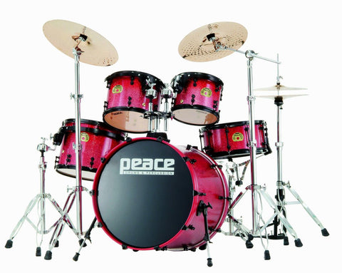 Paragon Stage II Drum Set (Special) by Peace