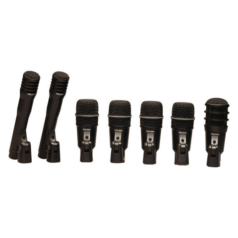 Superlux DRKA5C2 Drum set Microphone Set