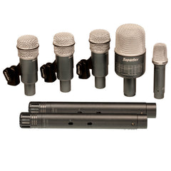 Superlux DRKB5C2 MKII Drum set Microphone Set