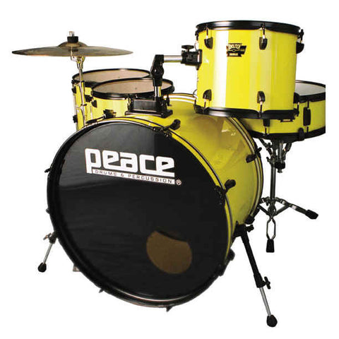 Demolition MAX Drum Set by Peace