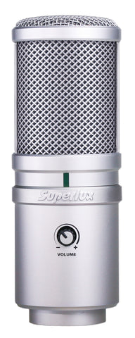 Superlux E205U USB Condenser Microphone
