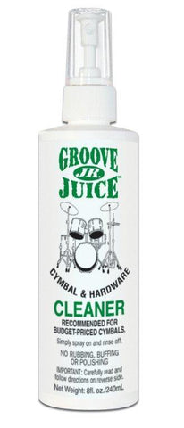 Groove Juice Jr. Cymbal Cleaner