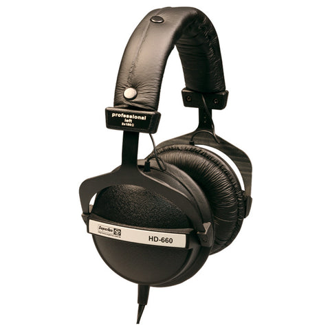 Superlux HD660 Professional Monitoring Headphones