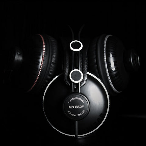 Superlux HD662 Pro Monitor Headphones