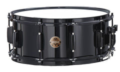 Metal Snare Drum (Gloss Black)  by Peace