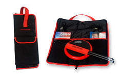 Aquarian Deluxe Stick Bag with Quik-Response Practise Pad