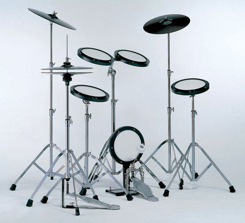 Training Drum Kit (5 pc.) With Cymbals, Stands, & Pedal