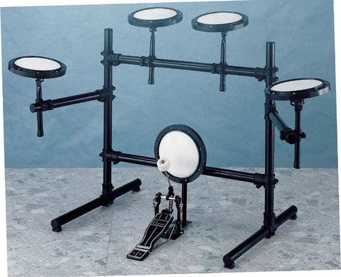 Training Drum Kit (5 pc.) With Rack