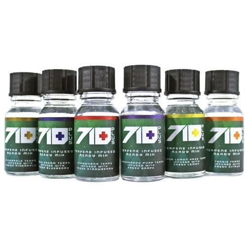 710 Plus Terpene Infused Ready Mix