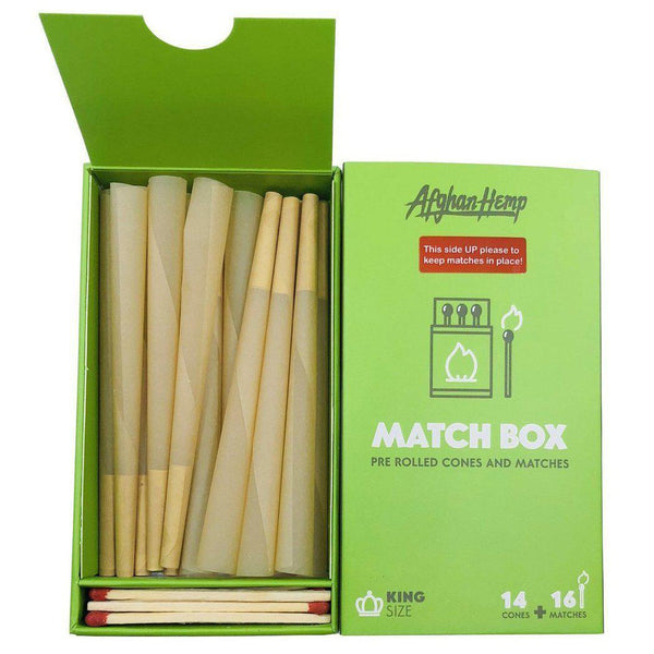 Afghan Match Box Prerolled