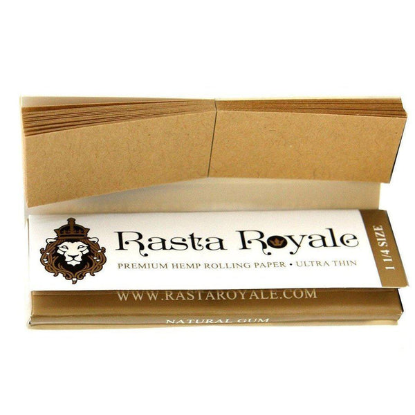 Rasta Royale Hemp Rolling Papers