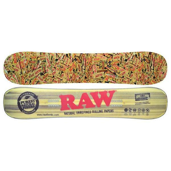 Raw Limited Edition Snowboard