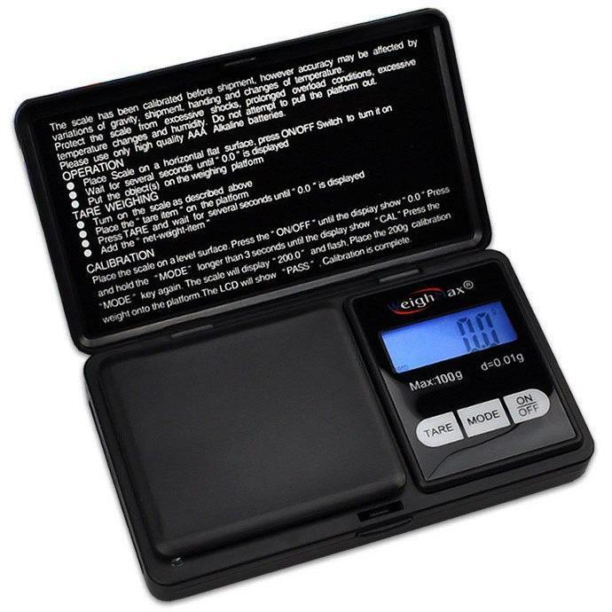 Weighmax Pocket Scale Small
