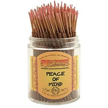 Wild Berry Shorties Incense