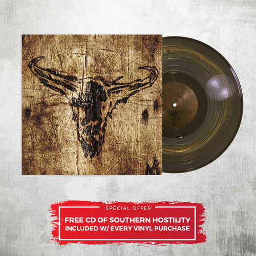 50 Remaining | Southern Hostility | Vinyl Record • w/FREE CD