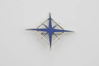 Atomic Starlight Glitter Brooch